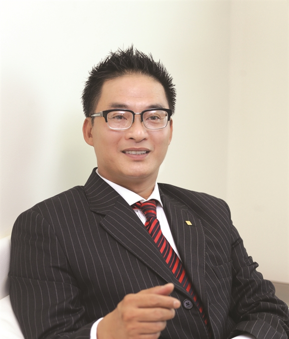 Tong Giam doc Manulife Viet Nam: Mang den su an tam cho khach hang